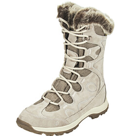 Jack Wolfskin Glacier Bay Texapore Winter Boots High Cut Women moon rock